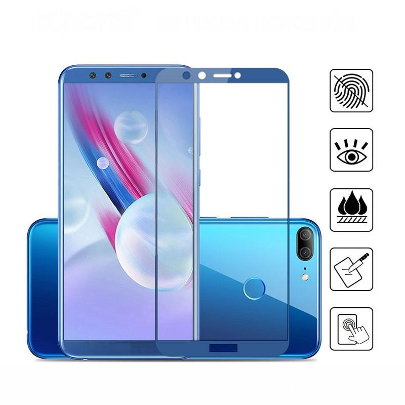 <font><b>5D</b></font> Curved Edge Full Covered For <font><b>Huawei</b></font> <font><b>Honor</b></font> <font><b>9</b></font> Lite Tempered <font><b>Glass</b></font> Screen Protector For <font><b>Huawei</b></font> <font><b>Honor</b></font> <font><b>9</b></font> lite Screen Protective image