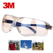 3M-Gafas de seguridad 10436, antigolpes PC, con protección UV y antisalpicaduras, a prueba de viento, gafas de trabajo