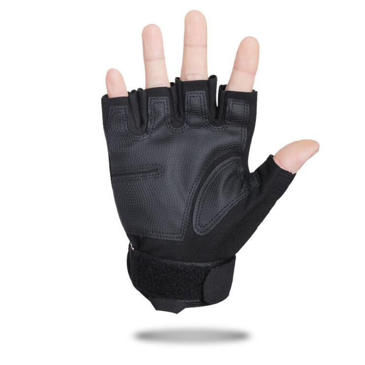 Non-slip wear-resisting tactical gloves Motorcycle Cycling full fingers gloves