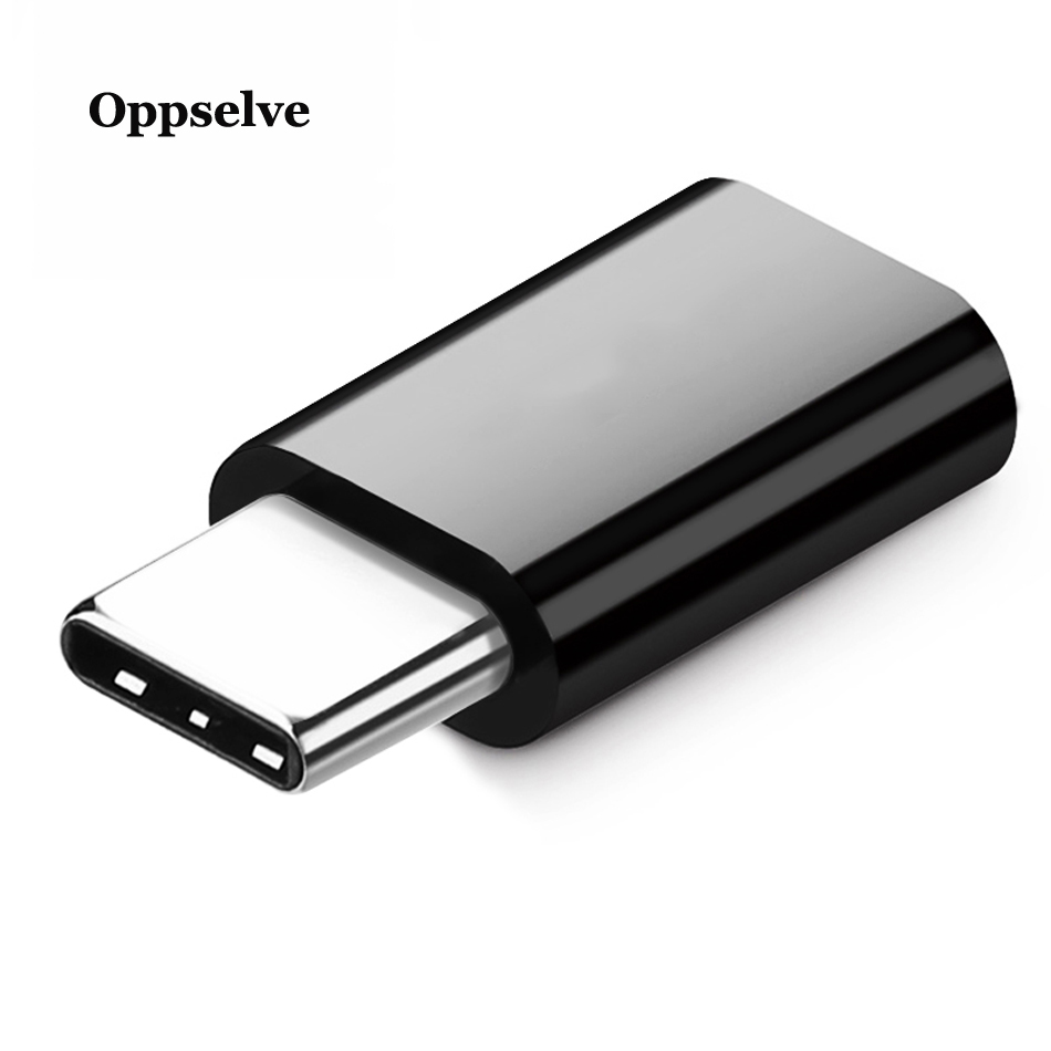 Micro USB Type C OTG Adapter Type-C Male To Micro USB Female USBC Cable For Nexus 5X 6P Oneplus 3 Samsung S10 Charger Converters