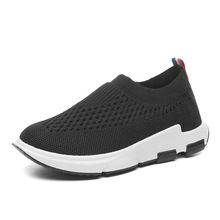 2019 Kids Sneakers Running Children Shoes Boys Girls Sport Shoes Girls Breathable Knit Socks Sneakers Outdoors Soft Casual Shoe зарецкий а д менеджмент социальной работы учебное пособие