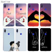 Uyellow Couple Love Phone Case For Redmi S2 Note 4 5 6 7 8 Pro 5 5A 5P 6 6A 7A Y3 For Xiaomi A1 A2 A3 F1 8 lite 9 SE Cover 1pair gemfan carbon fiber folding propeller 9 5 13 inch 9 5 5 10 6 12 6 5 13 6 5 13 8 13 7 props rc multirotor multirotor copter