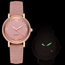 2020 Promotion Web Celebrity New Luminous Watches Lady Belt Leisure Fas