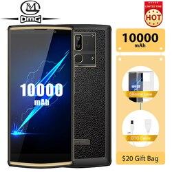 OUKITEL K7 Pro 6,0 дюйм10000 мАч android 9,0 4G смартфон MT6763 Octa Core 4 Гб 64 Гб быстрая зарядка отпечатков пальцев уход за кожей лица ID мобильный телефон