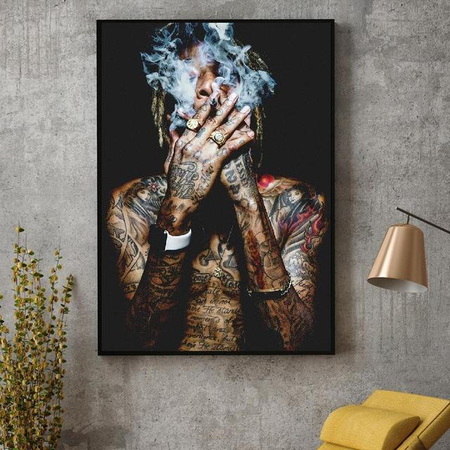 Wiz Khalifa Poster 6
