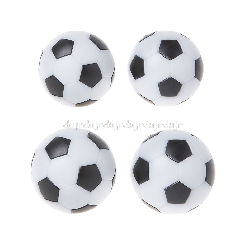 2pcs Resin Foosball Table Soccer Ball Indoor Games Fussball Football 32mm 36mm D11 19 Dropship image