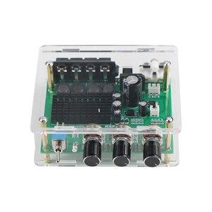 Image 2 - GHXAMP TPA3116D2 80 Вт * 2 стерео усилитель, аудиоплата TPA3116, цифровой усилитель, предусилитель звука, тон высокой мощности, DC12 24V 1 шт.