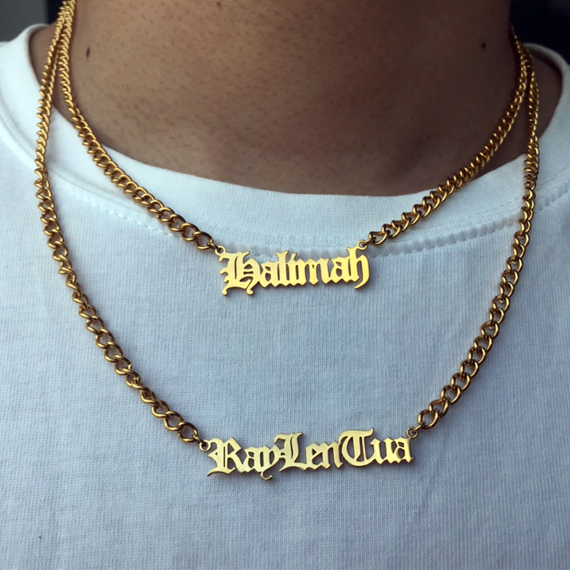 Whip Chain Custom Name...