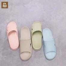 Youpin One cloud pantofle letnie damskie pantofle domowe/klapki łazienkowe miękkie klapki damskie męskie sandały obuwie Slip D5