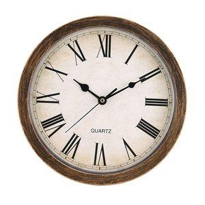 Vintage horloge murale coffre-fort caché Secret boîte de rangement horloge murale coffre-fort argent bijoux objets de valeur boîte de rangement décoration de la maison