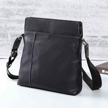 New Mens Single Shoulder Bag, Business Korean , Vertical Recreational Crossing Bag Tide