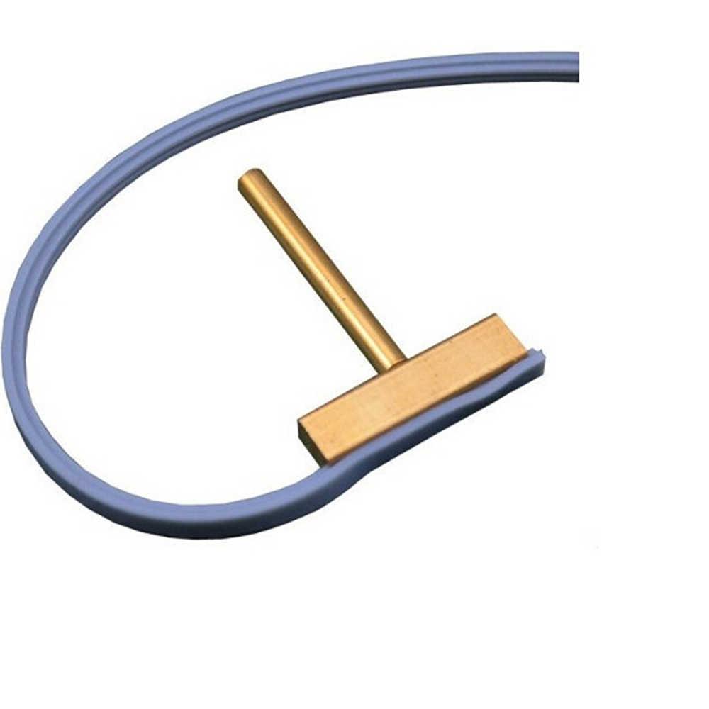 30/40/60 واط T نوع الساخن الضغط سبيكة لحام نصائح مزدوجة شقة الساخن الضغط قطاع بطانة حماية من السيليكون الشريط كابل LCD أداة إصلاح
