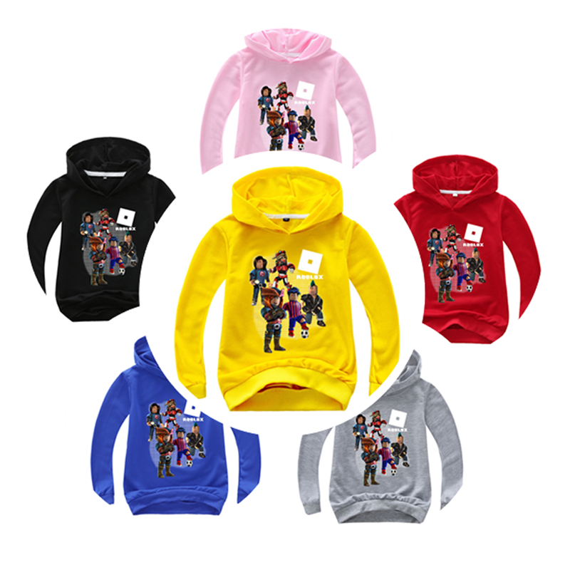 3-14 Years New Kids Hoodies Spring And Autumn Girls Jogger Jumper Pullovers 100% Cotton Leisure Fashion Sweatshirts