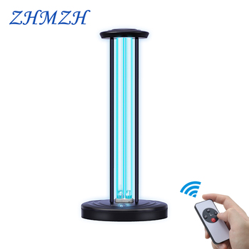 110V 220V UVC Quartz Germicidal Light Ultraviolet Lamp Household UV Disinfection Kill Mites Remote Control Sterilizer Ozone Free недорого