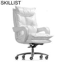 Sandalyeler Meuble Lol Fotel Biurowy Oficina Bureau Armchair Fauteuil Leather Poltrona Silla Gaming Cadeira Office Chair