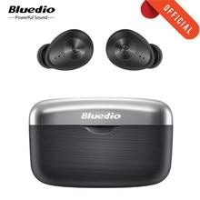 Bluedio Fi Bluetooth Oortelefoon Waterdicht True Draadloze Sport Oordopjes Tws Hifi Aptx Met Mic Game Running In Oor Touch Headset