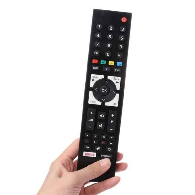Télécommande de remplacement pour Grundig LCD TV TP7187R TP7 TP7187 10166