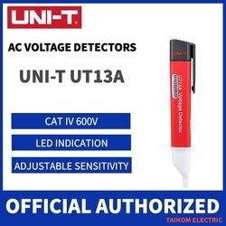 UNI-T UT13A/UT13B AC Voltage Detectors-Adjustable Sensitivity (220V/110V)