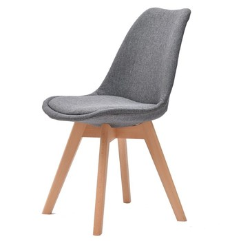 Simple Modern Home Dining Chair Back Office Chair Creative Solid Wood Nordic Chair