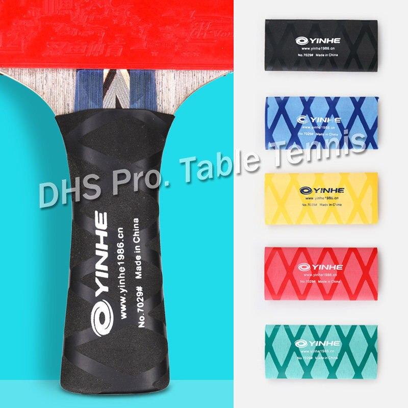 2 stuks YINHE galaxy overgrip voor tafeltennis racket handvat tape warmtekrimpbare ping pong set bat grips zweetband accessoires