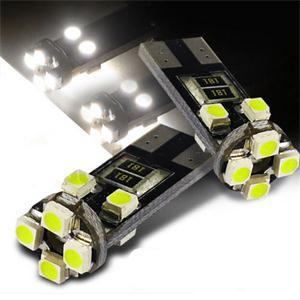 Brand High Quality Hot Sale Fashion 2pcsxT10 8 LED 3020 LED Lights Car Clearance Light image