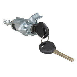 Image 1 - ซ้ายประตูล็อคกระบอกสูบพร้อม 2 กุญแจสำหรับBMW X5 E53 2000 2001 2002 2003 2004 2005 2006 51217035421