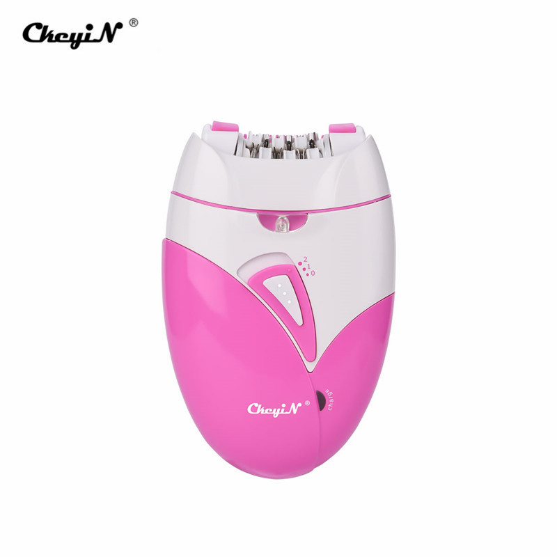 Woman's Hair Epilator USB Charge Hair Removal Machine Electric Rechargeable Lady Shaving Bikini Trimmer Legs Body Hair Removal