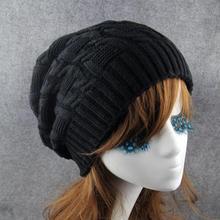 Модная зимняя женская шапка, теплая вязаная шапка для женщин, женская уличная шапка, акриловая вязаная шапка в стиле хип-хоп, Трендовая шапка