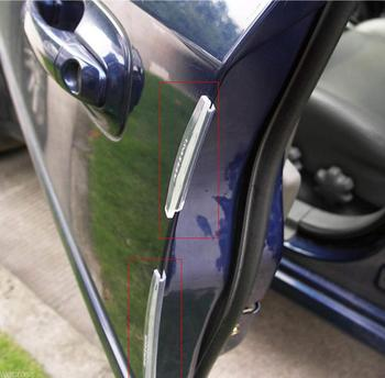 Door Edge Guards Car Door Protection Strip for Mercedes W204 W210 AMG Benz Bmw E36 E90 E60 Fiat 500 Volvo S80 image