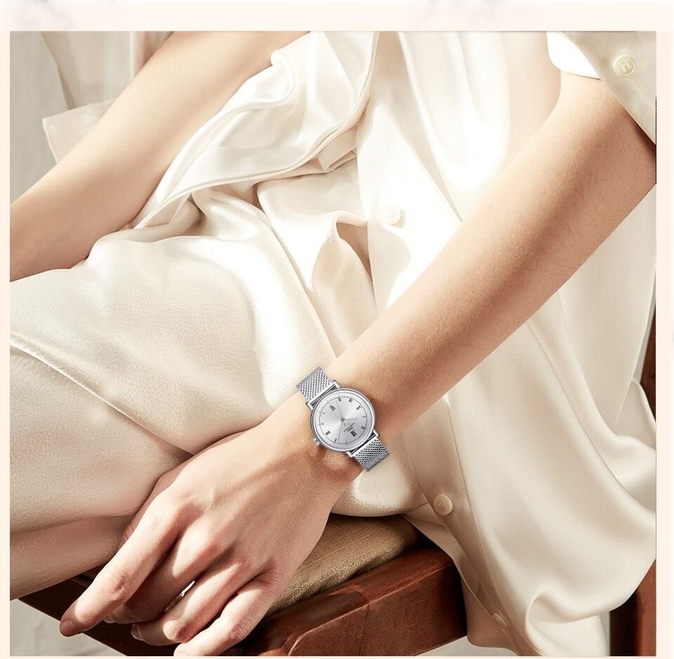 1 (18) Montre-Bracelet bijoux ensemble cadeau pour femmes