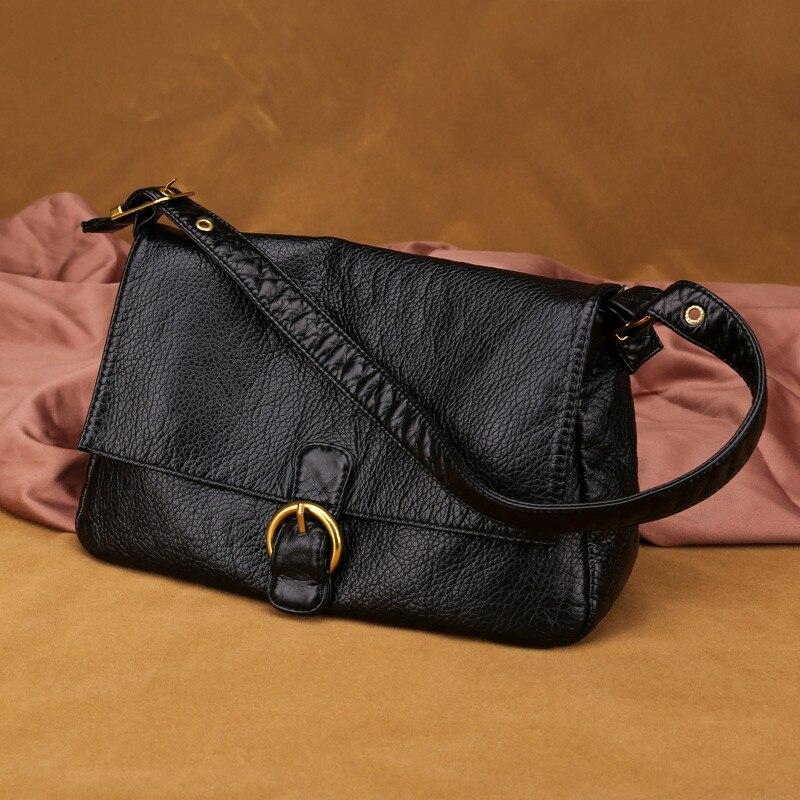 Купить винтажные сумки большой вместимости для женщин 2020 прибытие
