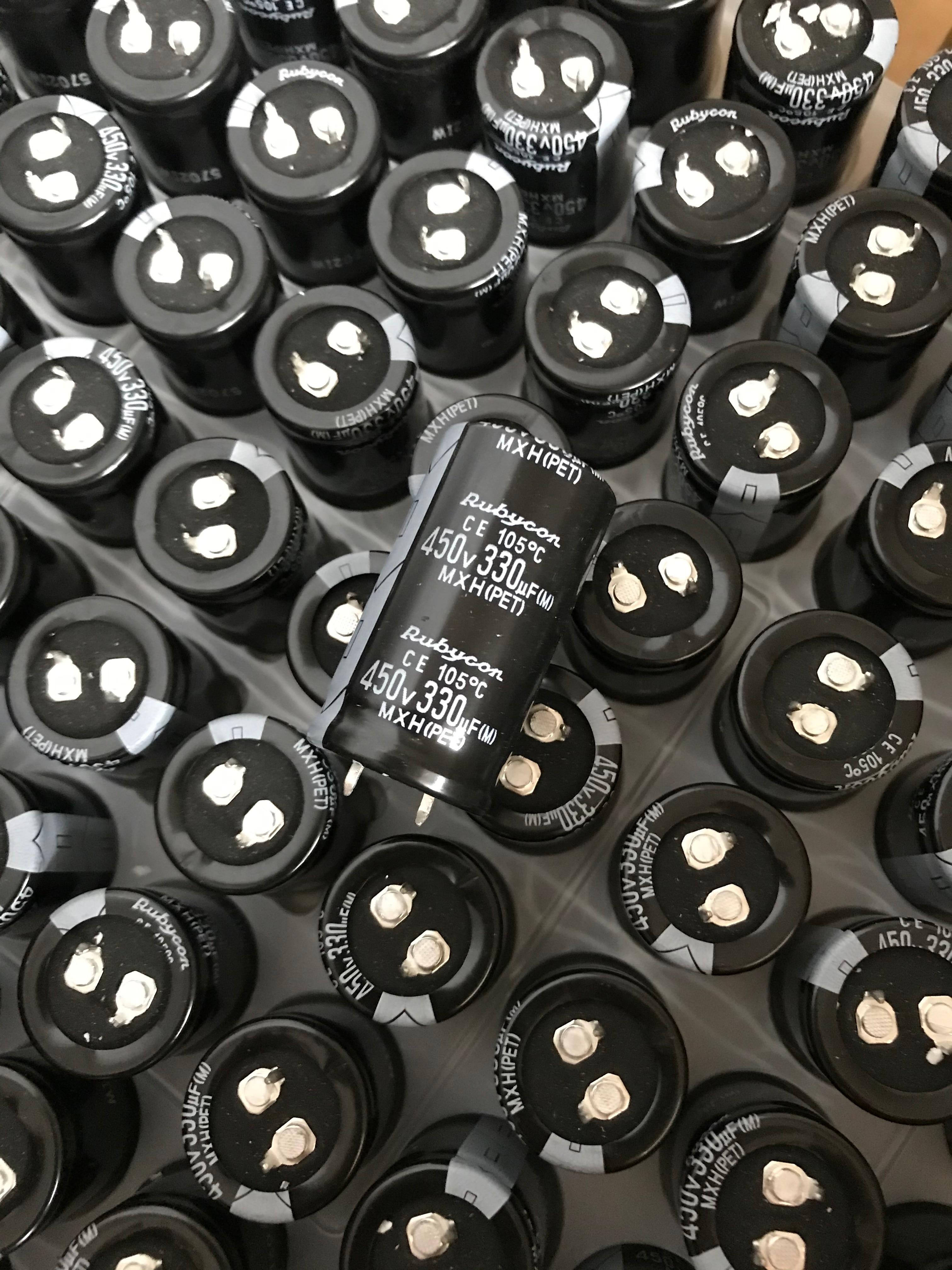 1 шт./2 шт. японский Рубин RUBYCON 450v330uf MXH 25x45 мм алюминиевый электролитический конденсатор Odroid real 330 мкФ 450 в|Подвесные лампочки|   | АлиЭкспресс