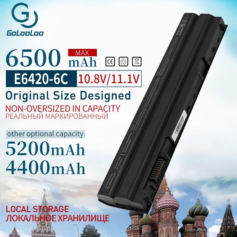 11.1v Laptop Battery For Dell HCJW TM5Y0X KJ321 P8TC7 P9TJ0 04NW9 T54FJ 05G67C E5420 312-1311 451-11694 8858X 8P3YX 911MD