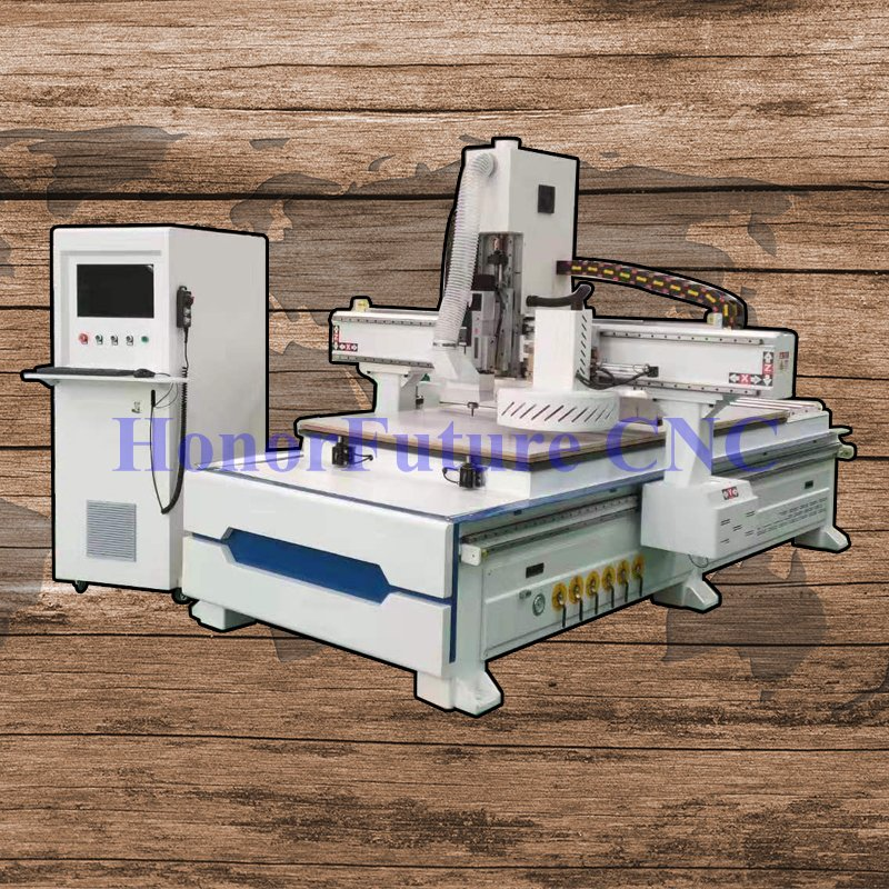 Good Quality and High Precision Wood Router 1530 3d Engraving  CNC Cutting Machine For Sale Germany