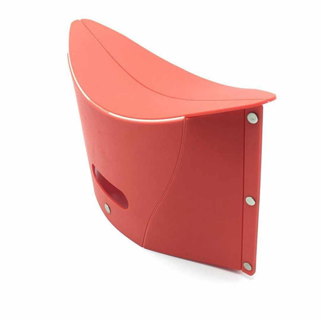 Multifunction Stool Portable Folding Chair Camping Fishing Outdoor Safety Travel Beach Seat Hiking Chairs Bathroom Step Stool
