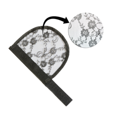 Ponytail Net Weaving-Cap Wig-Making-Tools Hairnet for Bun-Net 5pcs