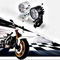 12v 20w Scheinwerfer Motorrad fahren arbeit Lampe LED motor Assist Lampe scheinwerfer hilfs lampe motorrad scheinwerfer