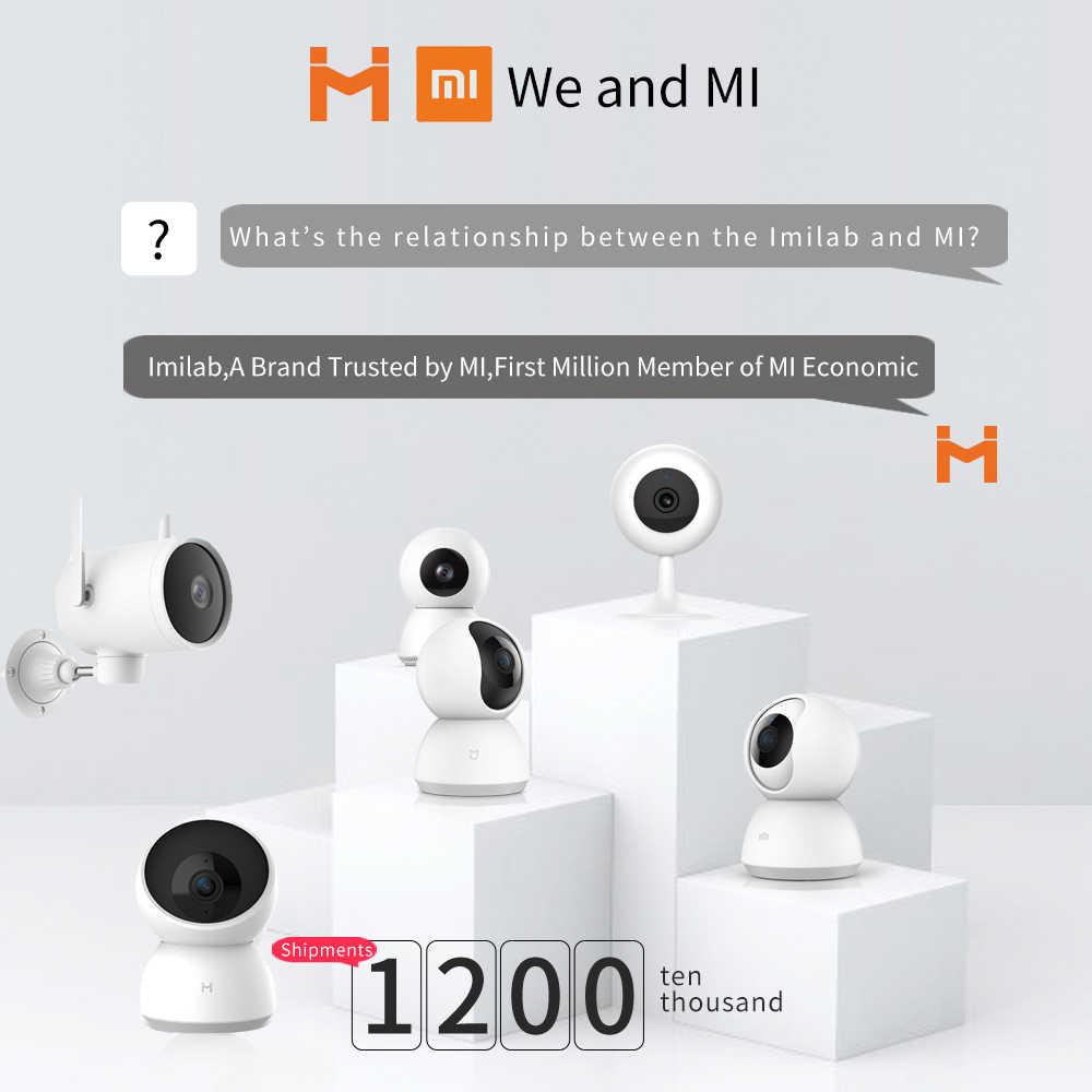 2020 xiaomi Smart Outdoor Kamera Wasserdicht PTZ webcam 270 winkel 1080P Dual antenne signal WIFI IP Cam nachtsicht mi hause APP