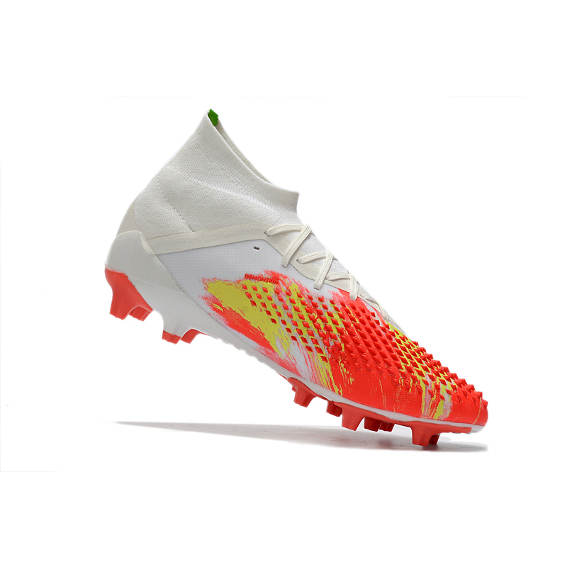 [55% OFF] Football Boots Soccer Shoes Men FG Kids Soccer Shoes Leather Soccer Cleats Men