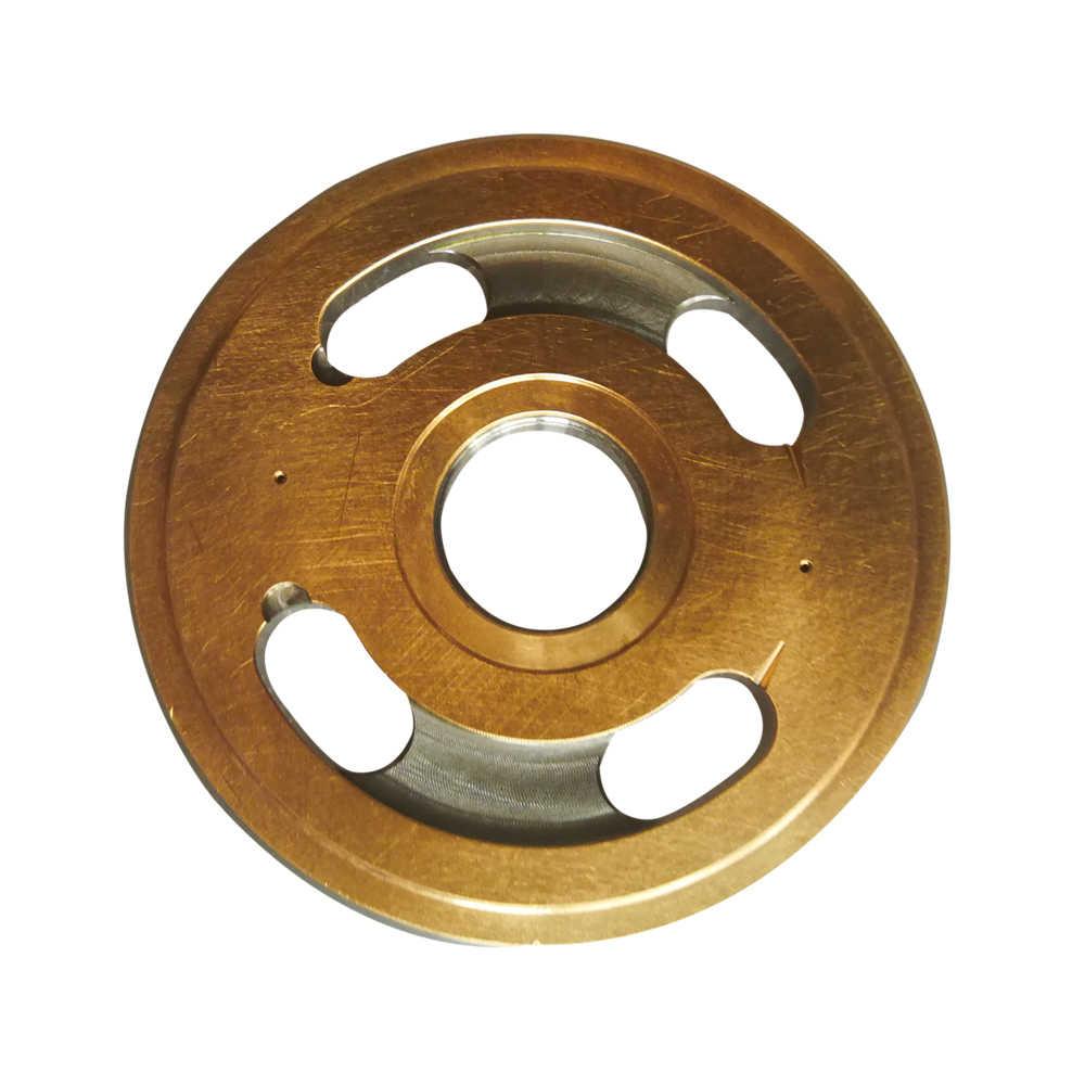 Placa da válvula sg025 sg08 sg25 para o reparo do motor hidráulico do balanço de toshiba mfc 40-002a hitachi zaxis 80