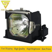 Projector Replacement Lamp with Housing for SANYO POA-LMP38 POA-LMP99 PLC-XP40 PLC-XP45 PLV-70 PLV-75 PLC-XP45L PLV-70L PLV-75L) все цены