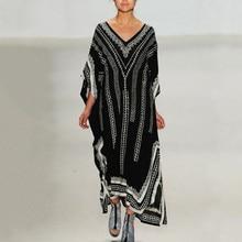 Robe de plage noire pour femmes, paréos, Sarong, Cover-up, Bikini, tunique, vêtements de plage