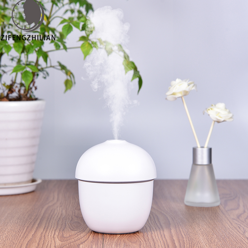 Mini Acorn Humidifier Home Office Diffuser Ultra Quiet Water Volume Full Silence For Gifts