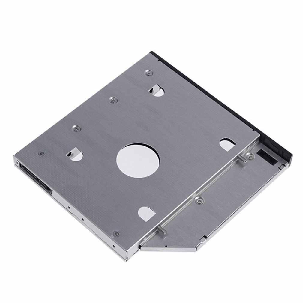 2.5 polegada de alumínio 2nd estrutura do suporte da movimentação do estado sólido adaptador/disco rígido hdd ssd para asus r751l gl771jm