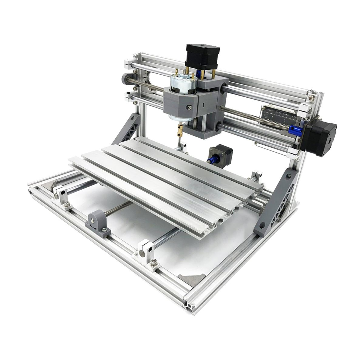 Mini 3 Laser Gravur Stecher Maschine DC 12V DIY Desktop Holz Cutter/Drucker/Power Einstellbar Mit 500MW Laser Kopf - 5