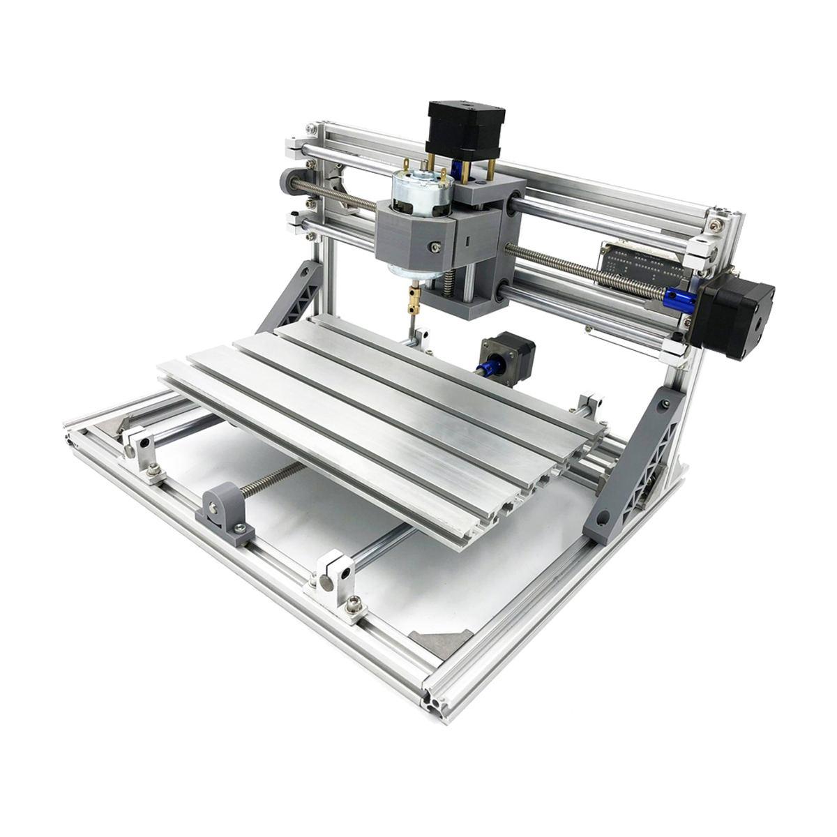 Mini 3 Laser gravure graveur Machine DC 12V bricolage bureau bois Cutter/imprimante/puissance réglable avec 500MW tête Laser - 5