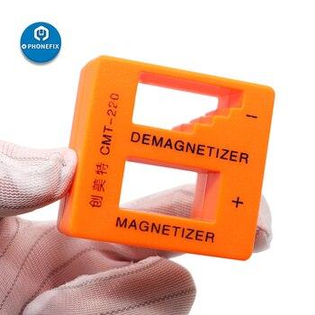 Magnetizer Demagnetizer for Screwdriver Tips Magnetization Magnetic Assistant Tool Electronic Parts - sale item Tool Sets