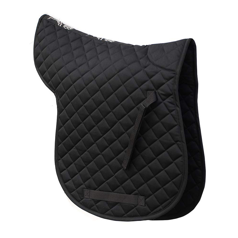 Cotton Quilted Quilted Padded Moisture Antiperspirant Comfortable An Dian Equestrian Supplies Saddle Horse Riding  Horse Saddle