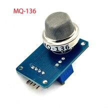 Флуоресцентный модуль H2S MQ136, датчик обнаружения серы и водорода