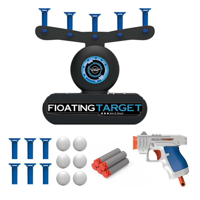 Gun Shooting Floating Hovering Ball Indoor Machine Suspension Flying Ball Guns Shooting Game
